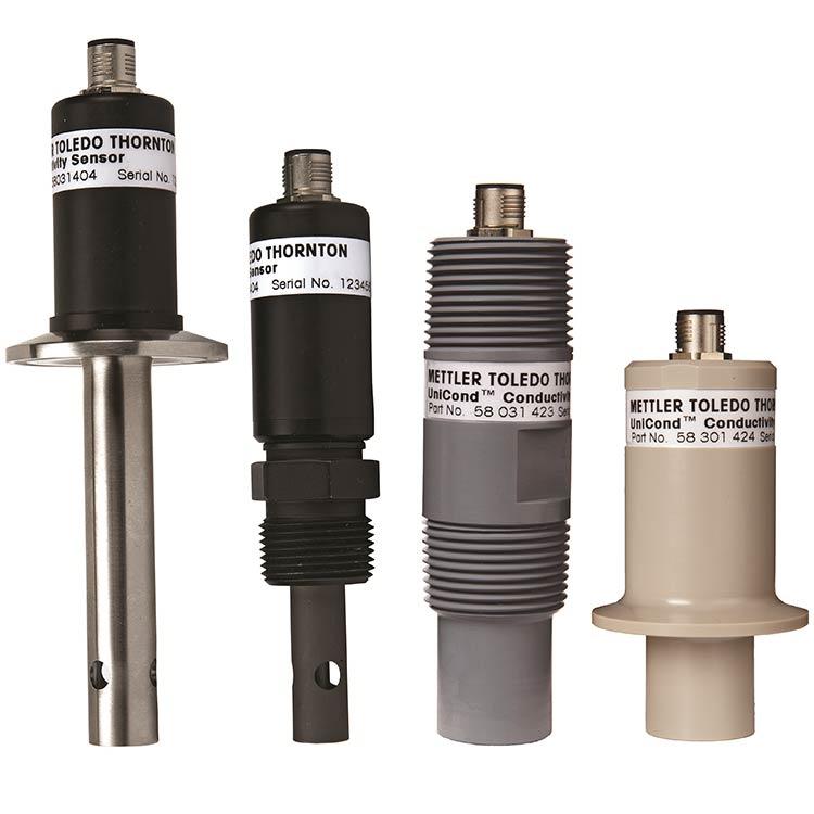 Mettler Toledo UniCond Conductivity Sensors   PROAnalytics, LLC