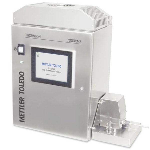 bioburden monitoring and detection mettler toledo 7000RMS