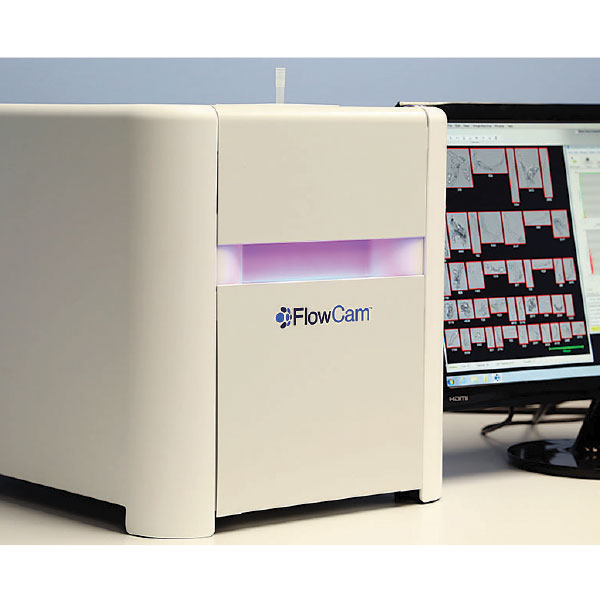 imaging particle analysis flowcam 8100