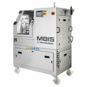 pilot scale homogenizer biopharma microfluidizer microfluidics