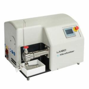microfluidizer high shear homogenizer LM20