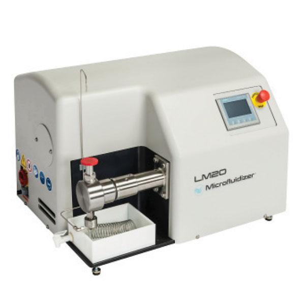 microfluidizer LM20