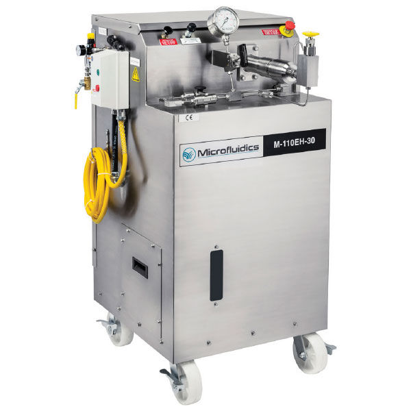 microfluidizer m110eh 30