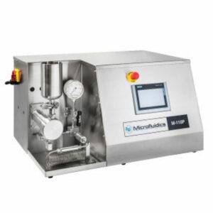 microfluidizer processor microfluidics m110p