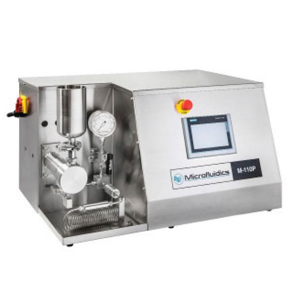 microfluidics microfluidizer m110p