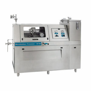 m700 microfluidizer microfluidics