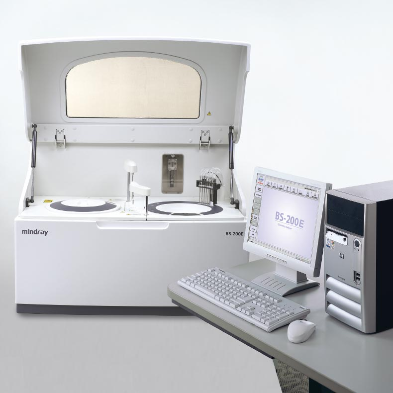 cell culture analyzer mindray BS-200E