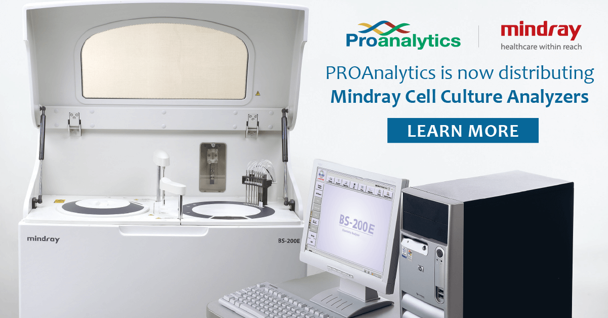 Introducing Mindray cell culture analyzers