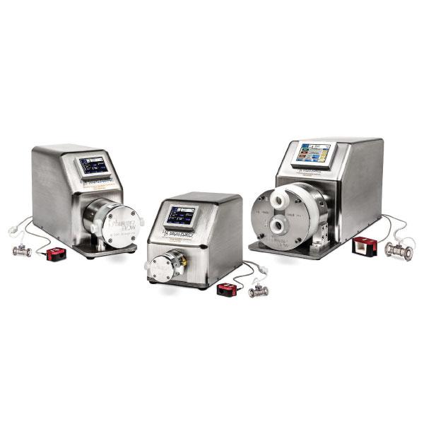 quaternary diaphragm pumps quattroflow flowmaxx by HPNE