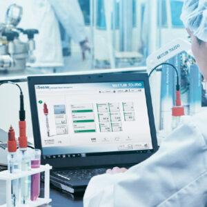sensor management software isense mettler toledo ISM