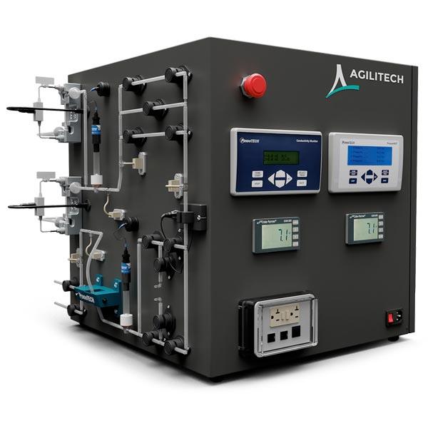 single use chromatography system agilitech