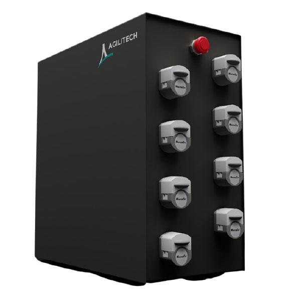 dual bioreactor controller agilitech