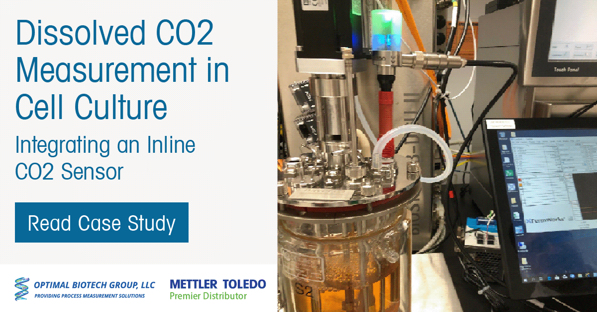 Dissolved CO2 Measurement in Cell Culture